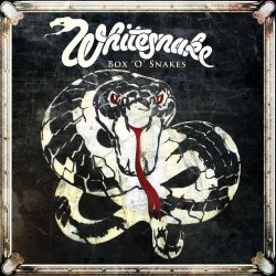 Whitesnake - Box 'O' Snakes: The Sunburst Years 1978-1982 [9CD] (2011)