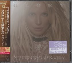 Britney Spears - Glory (2016) [Japanese Limited Edition]