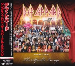 Def Leppard - Songs From The Sparkle Lounge (2008) [Japan]
