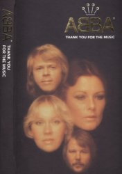 ABBA - Thank You For The Music [4CD] (1994)