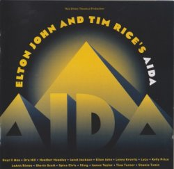 VA - Elton John And Tim Rice's Aida (1999)