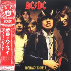 AC/DC - Highway To Hell (1979) [Japanese Limited Release 2007]