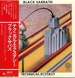 Black Sabbath - Technical Ecstasy [SHM-CD] (2009)