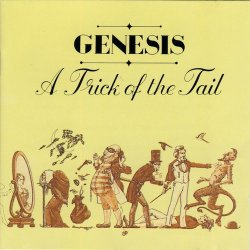 Genesis - A Trick Of The Tail (1984)