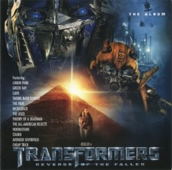 VA - Transformers  Revenge Of The Fallen The Album [OST] (2009)