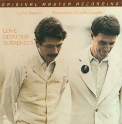 Carlos Santana & John McLaughlin - Love Devotion Surrender (1973) [MFSL]