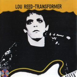 Lou Reed - Transformer (1972) [Edition 1982]