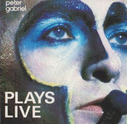 Peter Gabriel - Plays Live [2CD] (1983) [Japan]