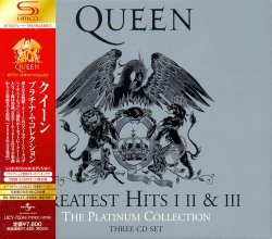 Queen - The Platinum Collection - Greatest Hits [3CD] (2011)
