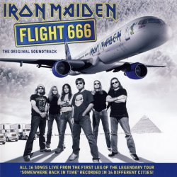 Iron Maiden - Flight 666 (Live) [2CD] (2009)