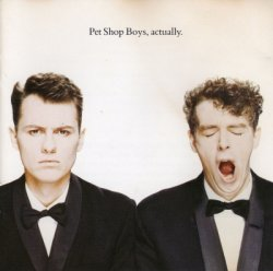 Pet Shop Boys - Actually (1987)