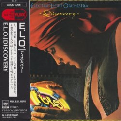 Electric Light Orchestra - Discovery (1990) [Japan]