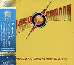 Queen - Flash Gordon [2CD] [Japan] (1980) [SHM-CD, Edition 2011]