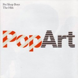 Pet Shop Boys - Pop Art - The Hits [2CD] (2003)