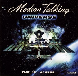 Modern Talking - Universe (The 12th Album) (2003)
