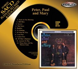 Peter, Paul And Mary - Peter, Paul And Mary (1962) [Audio Fidelity 24KT+ Gold, 2014]