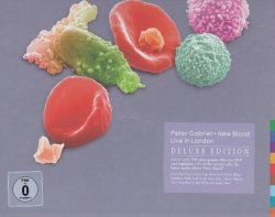 Peter Gabriel - Live Blood - Live Recording (2011)