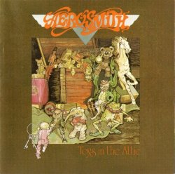 Aerosmith - Toys In The Attic (1996) [Japan]