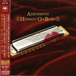 Aerosmith - Honkin' On Bobo (2004) [Japan]