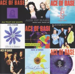 Ace Of Base - Singles Of The 90S (1999)