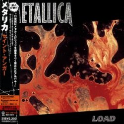 Metallica - Load (1996) [Japaneese Reissue 2006]