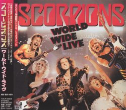 Scorpions - World Wide Live (2001) [Japan]