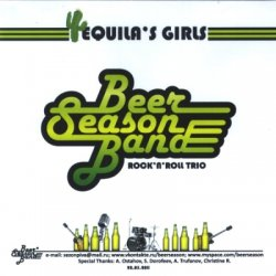 Beer Season Band - Tequila's Girls (2011)