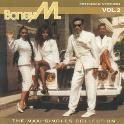 Boney M - The Maxi-Singles Collection Vol.2 (2005)