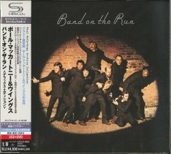 Paul McCartney & Wings - Band On The Run [2CD] (1973) [Special Edition Japan 2010]