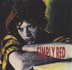 Simply Red - Picture Book (1985)