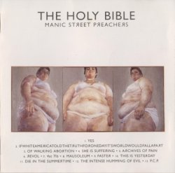 Manic Street Preachers - The Holy Bible (1994)