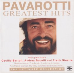 Luciano Pavarotti - Greatest Hits [2CD] (1997)