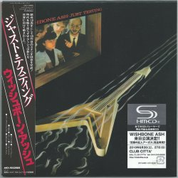 Wishbone Ash - Just Testing [SHM-CD] (2010) [Japan]