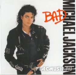 Michael Jackson - Bad  (1987) (Special Edition, Remastered 2001) [Japan]