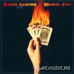 Baker Gurvitz Army - Hearts On Fire (1976) [Reissue, 1996]