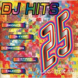 VA - DJ HITS vol. 25 (1994)