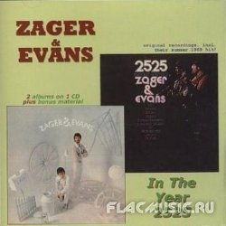 Zager and Evans - 2525 (Exordium and Terminus) / Zager and Evans (2007)