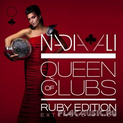 Nadia Ali - Queen Of Clubs Trilogy: Ruby Edition (Extended Mixes) (Web) (2010)