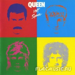 Queen - Hot Space (1982) [Germany, 1st Press]