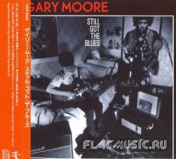 Gary Moore - Still Got The Blues (1990) [Japanese Edition]