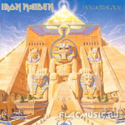Iron Maiden - Powerslave (1984) [Germany 1st Press]