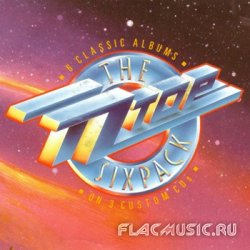 ZZ Top - The Sixpack [3CD Box] (1987)