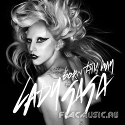 Lady GaGa - Born This Way (2011) (Maxi-Single)