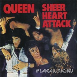 Queen - Sheer Heart Attack (1974) [Germany, 1st Press]