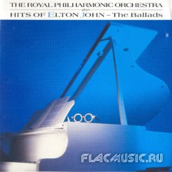 The Royal Philharmonic Orchestra plays Hits Of Elton John - The Ballads  (1991)