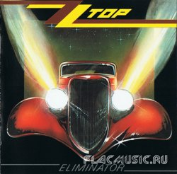 ZZ Top - Eliminator (1983) [W.German Target CD]