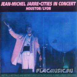 Jean Michel Jarre - Cities In Concert Houston - Lyon (1987)