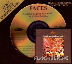 Faces - A Nod Is As Good As A Wink... to a blind horse (1971) [24K+Gold HDCD]