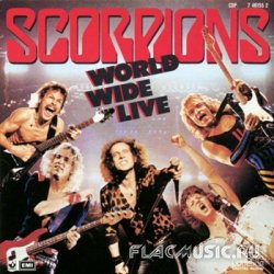 Scorpions - World Wide Live (1985) [Holland 1st Press]
