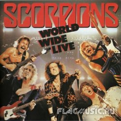 Scorpions - World Wide Live (1985) [Remastered 2001]